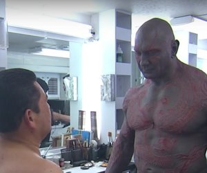 'Show Me Your Nipples': Kimmel Sidekick's Super Awkward 'GOTG Vol 2' Set Visit