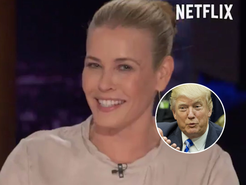 Does Donald Trump Have Syphilis? Chelsea Handler Examines the 'Facts'