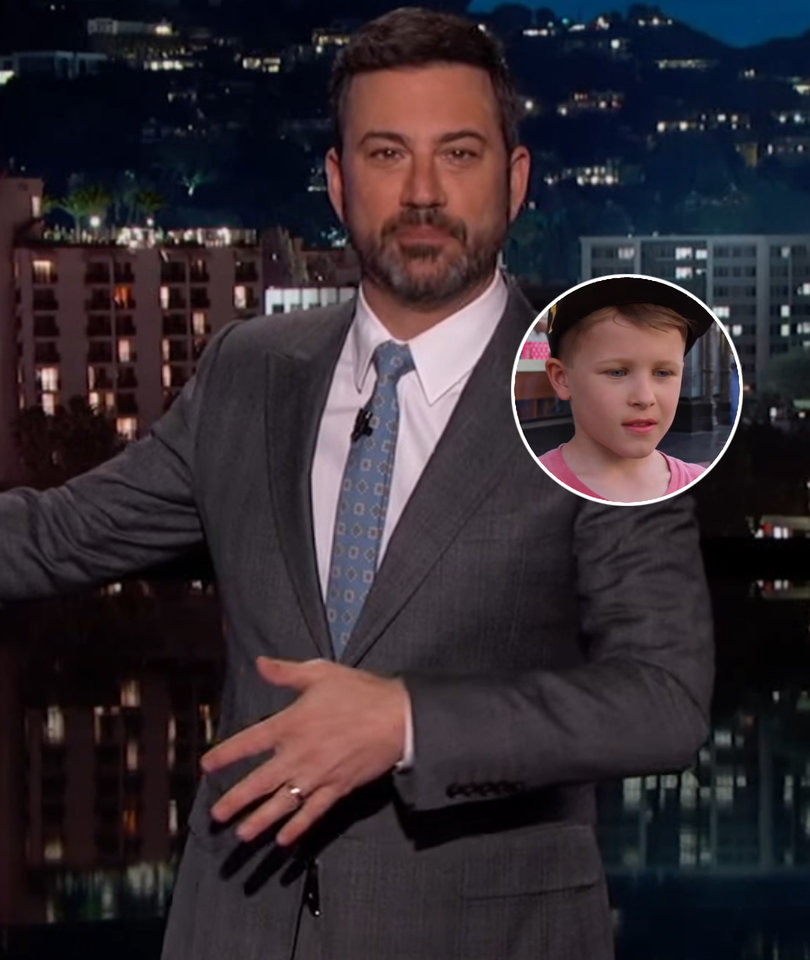 'Drugs' Killed Jesus: Kids Tell Kimmel All About Easter (Video)
