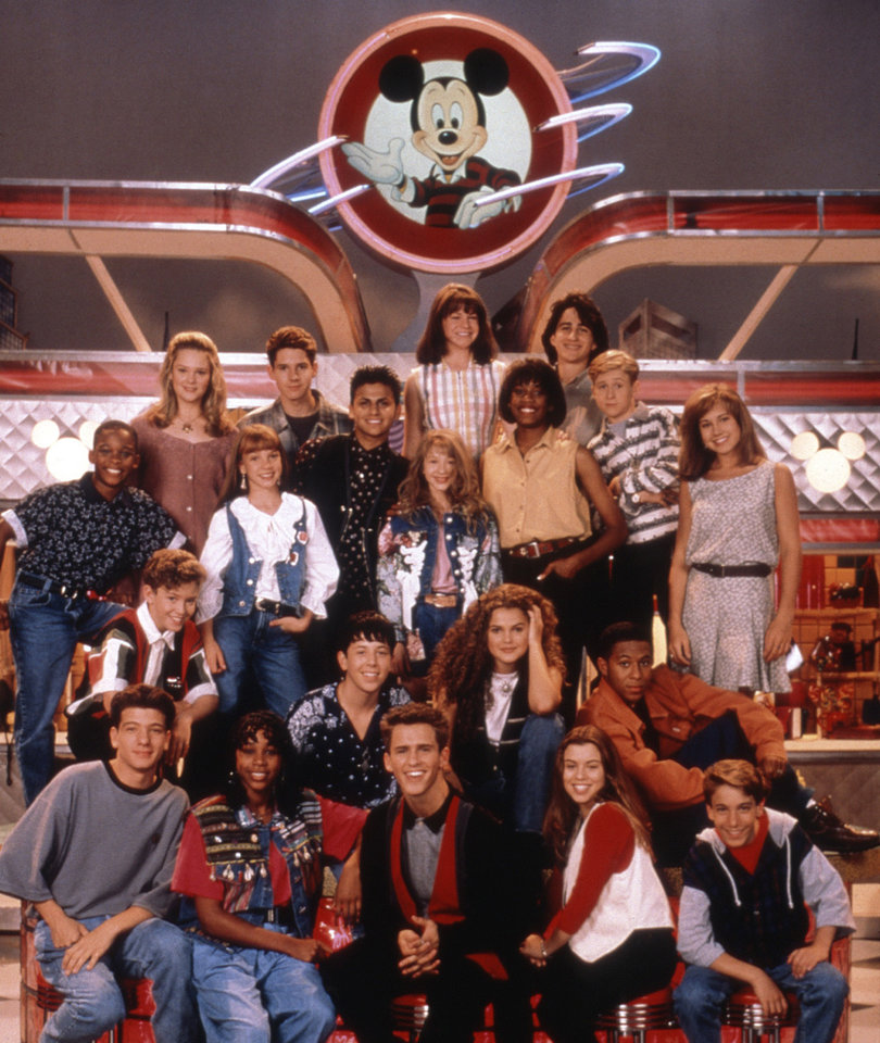 """""""Mickey Mouse Club"""" Cast: Where Are They Now"""
