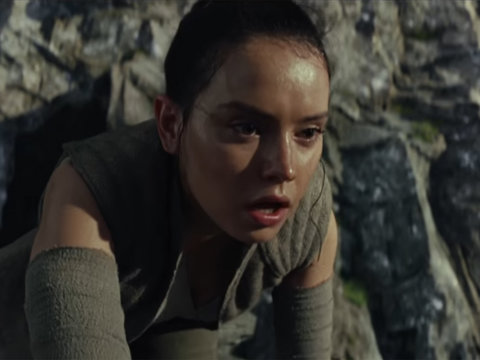 Internet Freaking Out Over 'The Last Jedi' Trailer And Verdict Is...