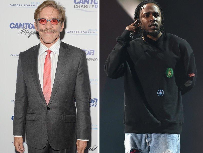 Geraldo Rivera Fires Back After Kendrick Lamar Diss: 'Worst Role Model' (Video)