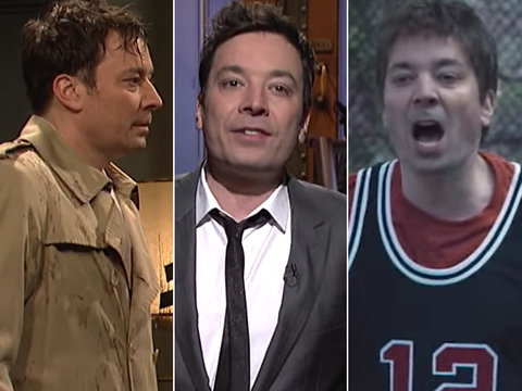 Ranking Jimmy Fallon's 'Saturday Night Live' Sketches From Worst to First (Video)