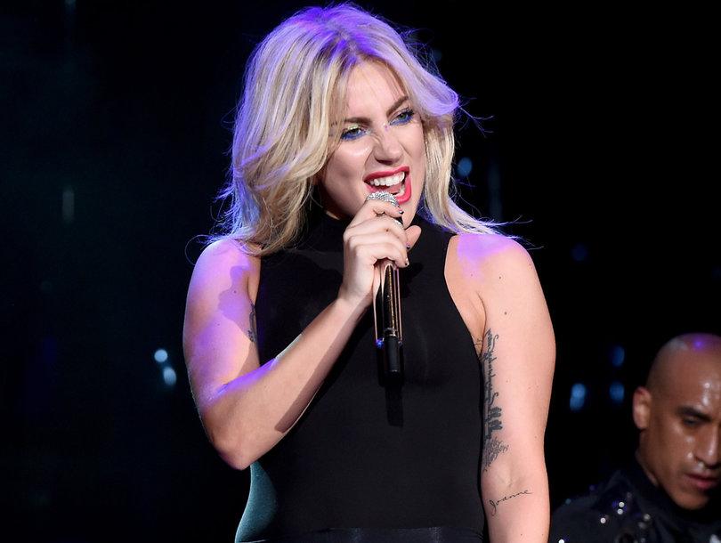 Lady Gaga Debuts New Single 'The Cure' at Coachella 2017 (Video)