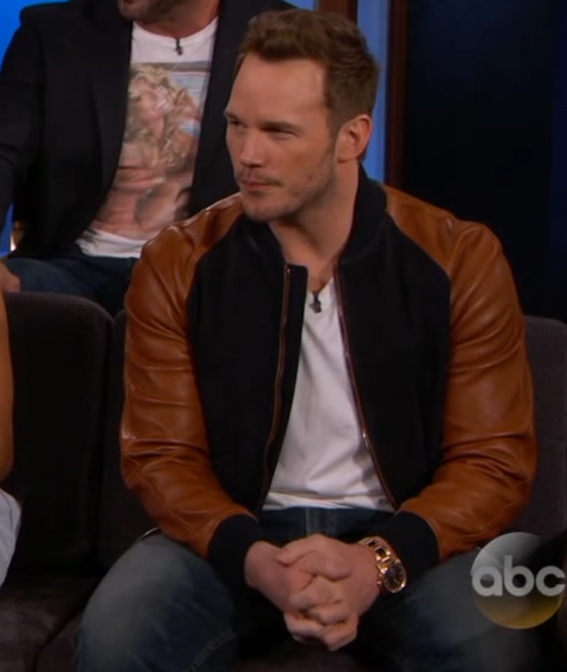 3 Things We Learned About 'Guardians of the Galaxy' From Cast on Kimmel (Video)
