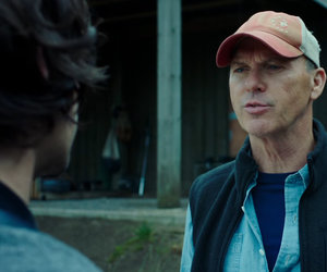 Michael Keaton Trains Dylan O'Brien to Take Out Terrorists in 'American…