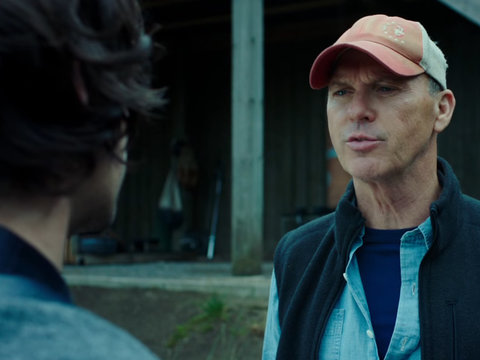 Michael Keaton Trains Dylan O'Brien to Take Out Terrorists in 'American Assassin'…