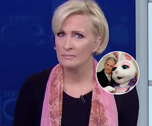 'Morning Joe' Easter Bunny Segment Gets Weird When Mika Brings Up 'Furries'…