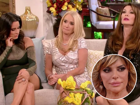 'RHOBH' Reunion Part 2: Super Awkward Moment With Kim Richards Leaves Lisa Rinna in Tears
