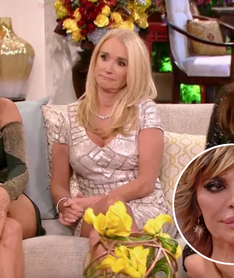 'RHOBH' Reunion Part 2: Super Awkward Moment With Kim Richards Leaves Lisa…