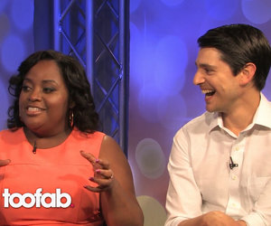 'Trial & Error' Stars Nicholas D'Agosto and Sherri Shepherd on Finale Twist…