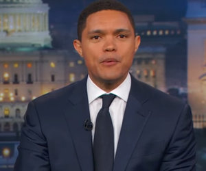 Trevor Noah Is Convinced Trump Has 'No Idea What Easter Is Actually About'…