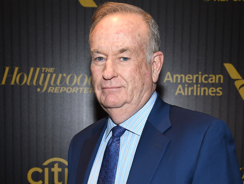 Bill O'Reilly Booted From Fox News in Wake of Sexual Harassment Allegations