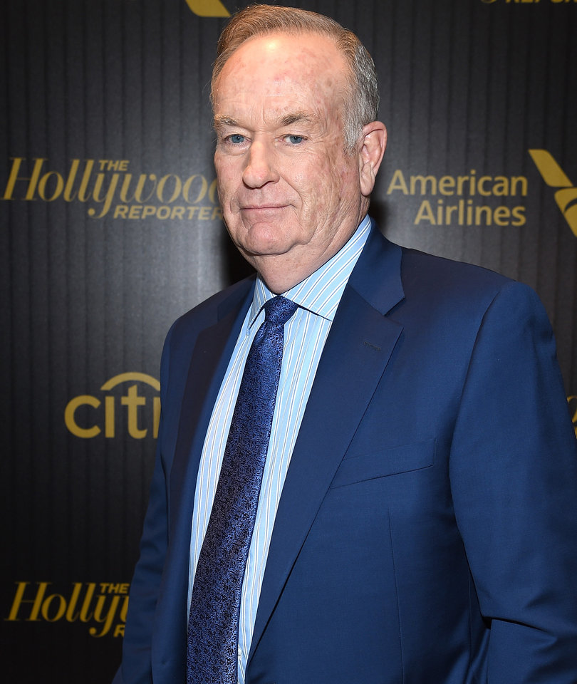 Bill O'Reilly Booted From Fox News in Wake of Sexual Harrassment Allegations