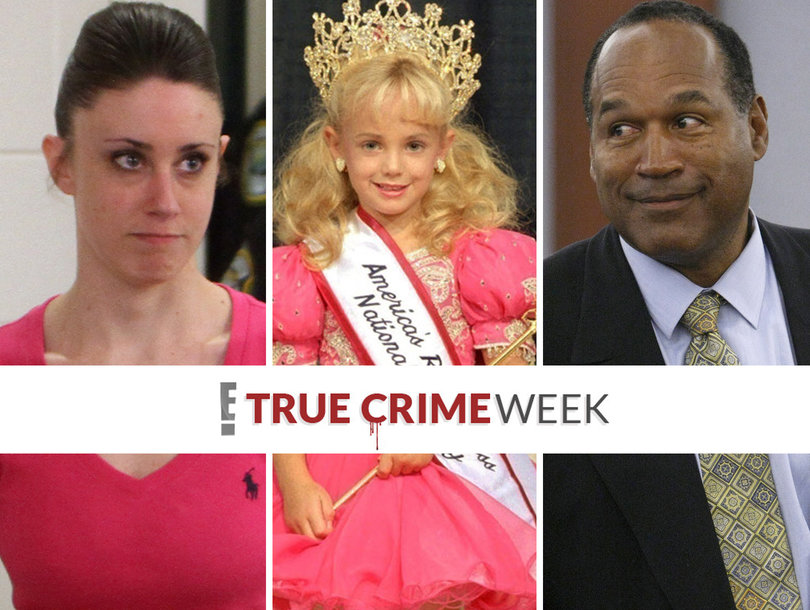 E! News Sets 'True Crime Week' Featuring JonBenet Ramsey, Mysterious Hollywood Murders... And Stassi Schroeder (Exclusive)