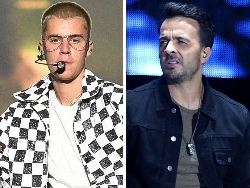 Surprise! Justin Bieber and Luis Fonsi Sing 'Despacito' Remix Live (Video)