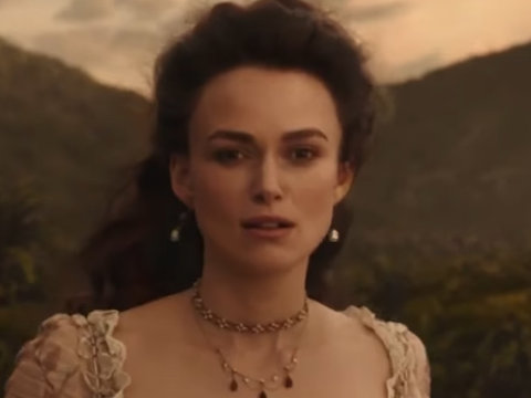 Keira Knightley Returns In New Trailer for 'Pirates of the Caribbean: Dead Men Tell No…