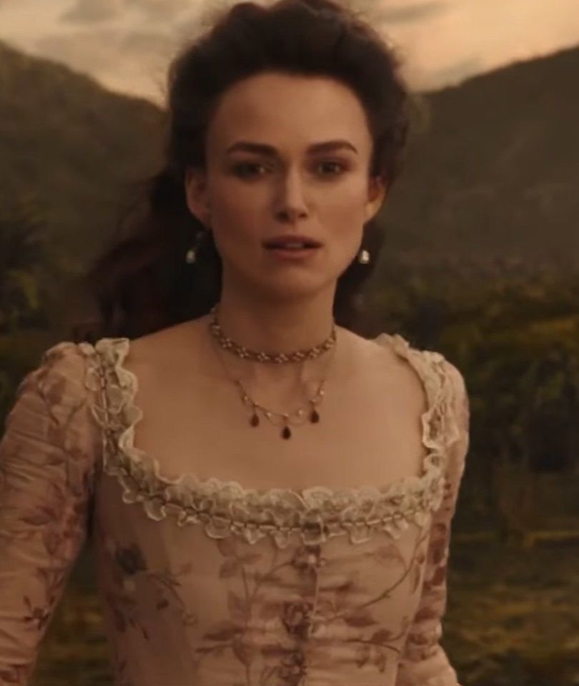 Keira Knightley Returns In New Trailer for 'Pirates of the Caribbean: Dead Men…