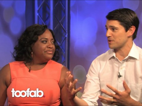 Nicholas D'Agosto and Sherri Shepherd Talk Surprising 'Trial & Error' Finale
