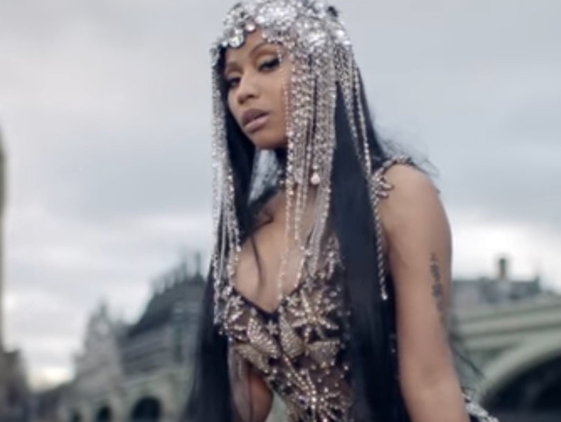 Nicki Minaj Puts Beef With Remy Ma on the Table in Video for Diss Track 'No…