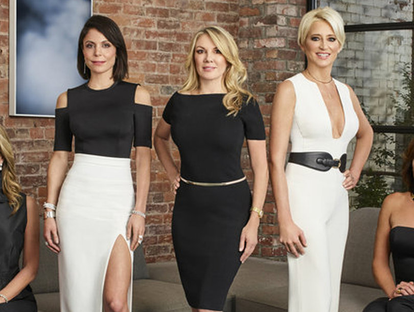 'Real Housewives of New York' Season 9 Cast