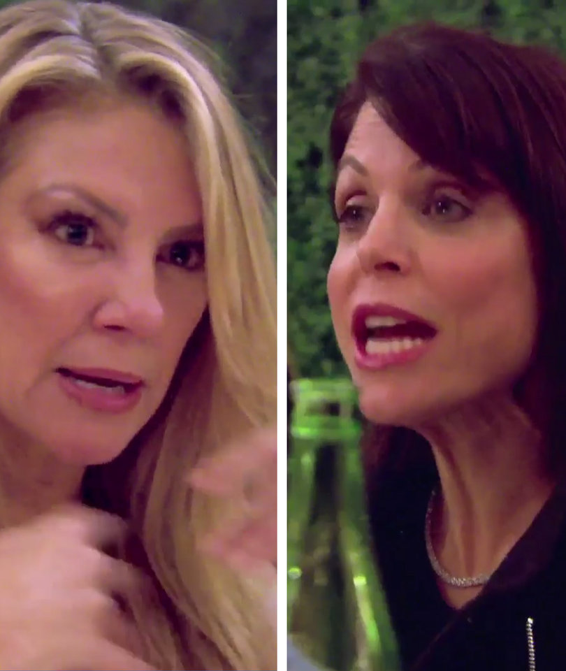'Feud: Bethenny and Ramona' Debuts on 'RHONY' With A 'Soft Porn' Sneak Attack…