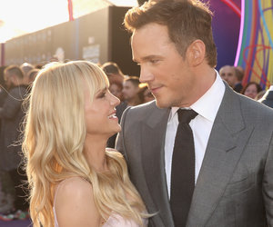 Anna Faris, Chris Pratt, Zoe Saldana and Cast Step Out at 'Guardians 2' Premiere