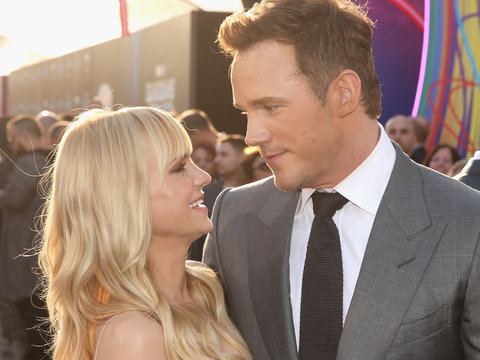 Chris Pratt and Anna Faris Announce Separation: 'We're Really Disappointed'
