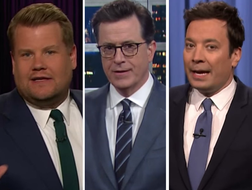 Late-Night TV Destroys Bill O'Reilly Over Fox Departure With Sarcastic Send-Offs (Video)