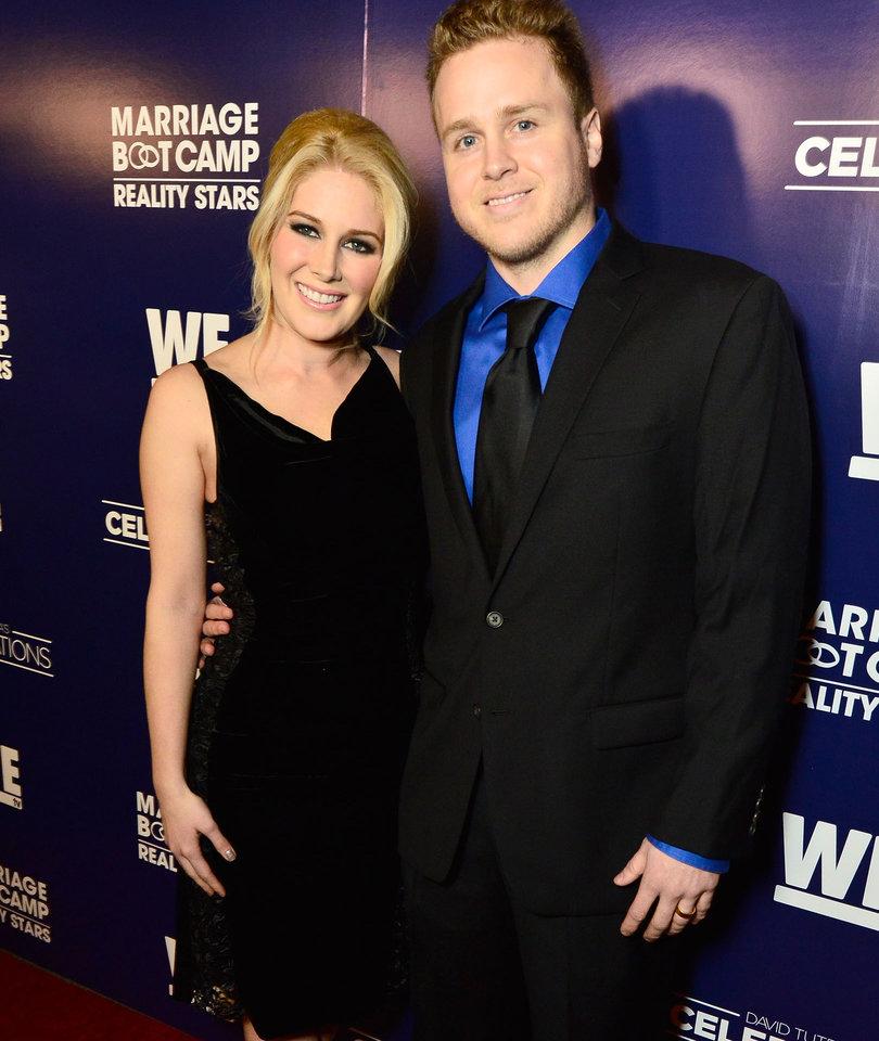 Heidi Montag Debuts Growing Baby Bump at Taco Bell