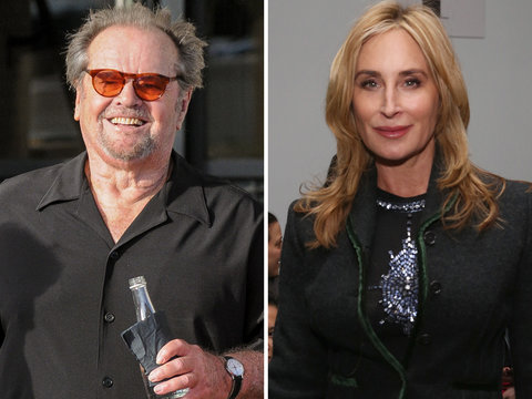 RHONY's Sonja Morgan Says Hook Up With Jack Nicholson Was a 'Big, Sloppy Mess'