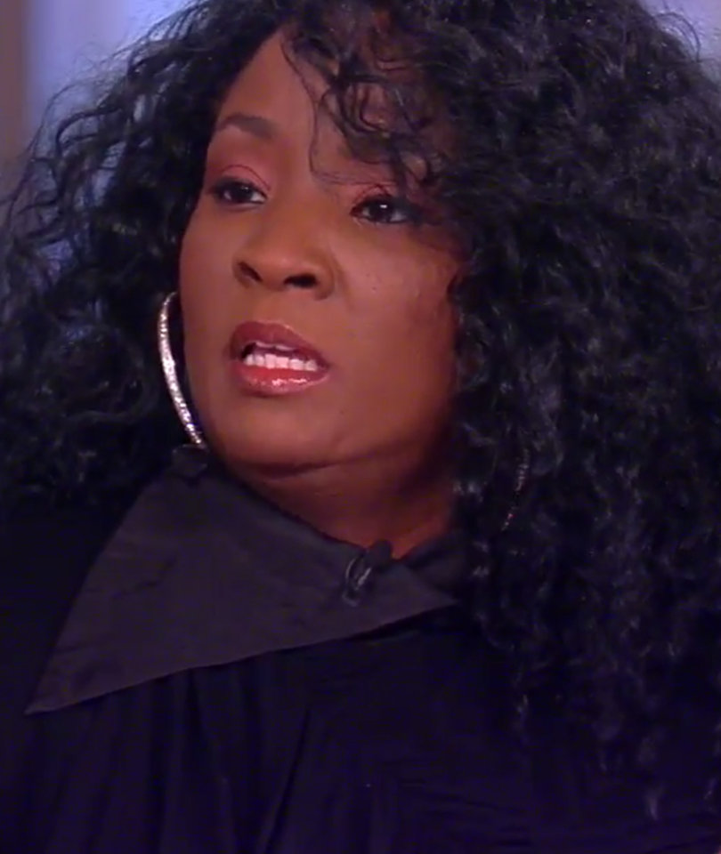 Bill O'Reilly Accuser Perquita Burgess Details Ex-Host's Inappropriate Behavior…