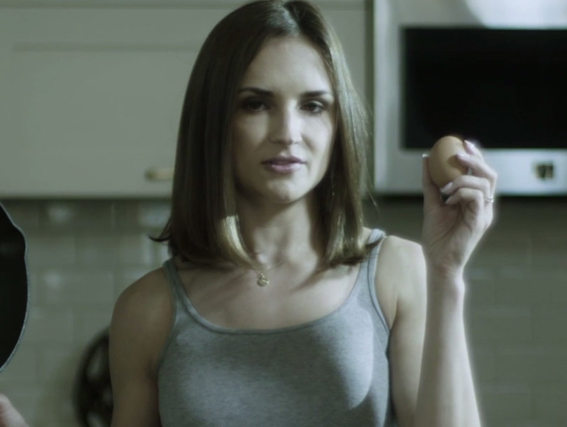 Rachael Leigh Cook's Racially Charged Version of 'Your Brain On Drugs'