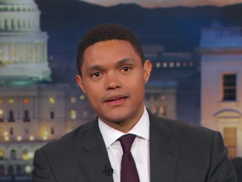 Trevor Noah Rails Against Bill O'Reilly, Roger Ailes: 'Forced to Leave Because We…