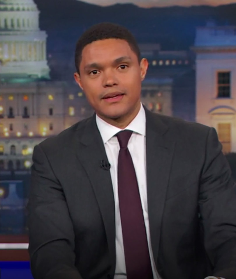 Trevor Noah Rails Against Bill O'Reilly, Roger Ailes: 'Forced to Leave Because…