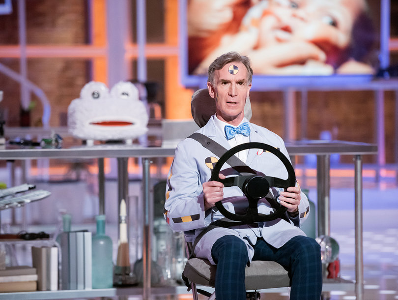 Bill Nye's New Netflix Show Is A Little Awkward, But Very Necessary