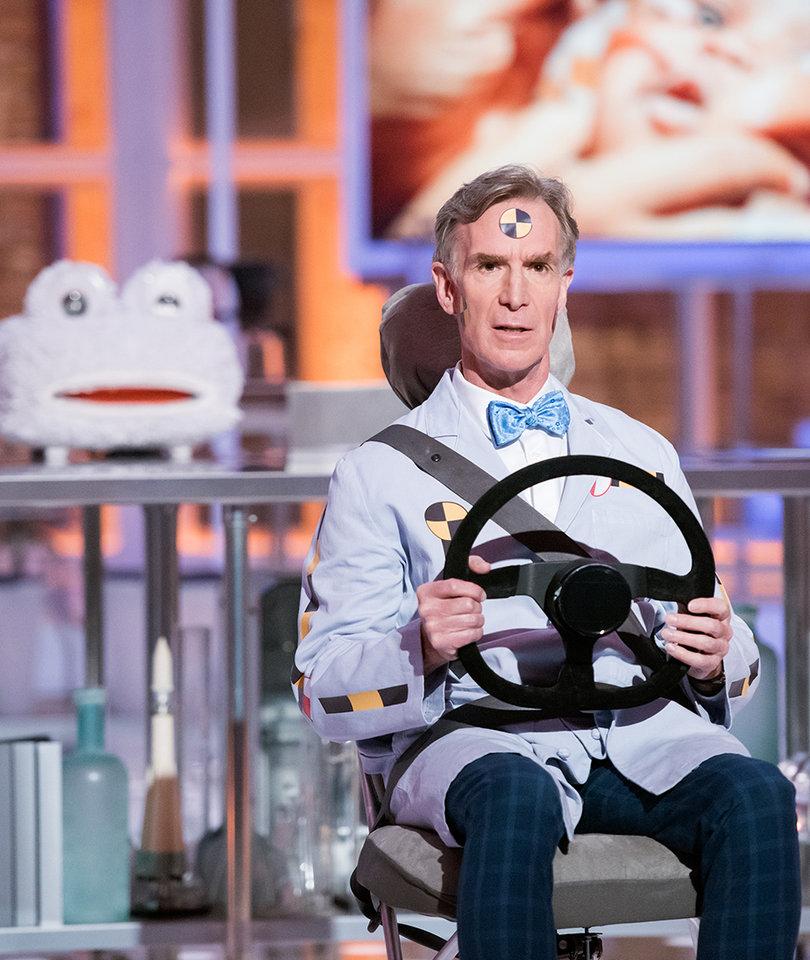 Bill Nye's New Netflix Show Is A Little Awkward, But Very Necessary