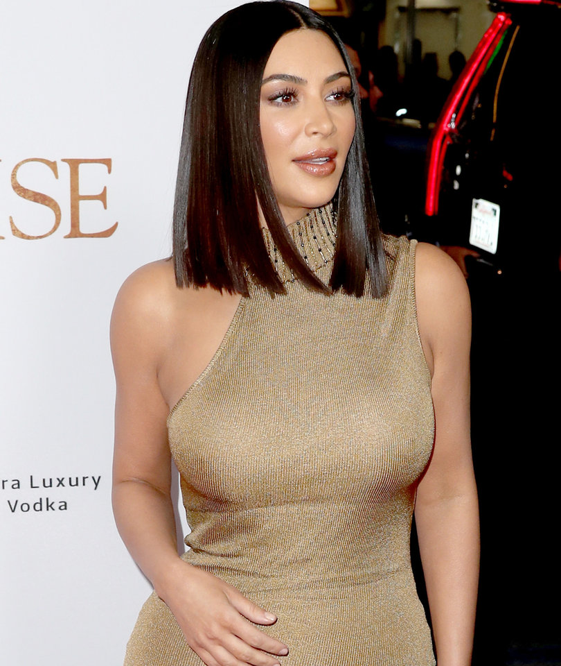 Kim Kardashian Accused of 'Blackface' in KKW Beauty Ad