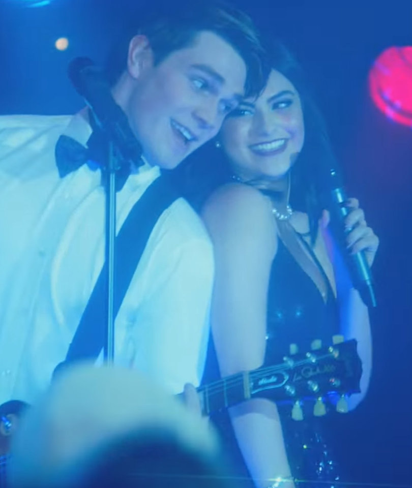 KJ Apa and Camila Mendes Cover 'Kids In America' In 'Riverdale' Sneak Peek