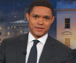 See Why Trevor Noah Thinks Donald Trump Is 'Always High' (Video)