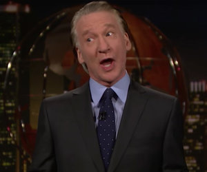 Bill Maher Celebrates Americans for Surviving First 100 Days of 'Whiny Little Bitch'…