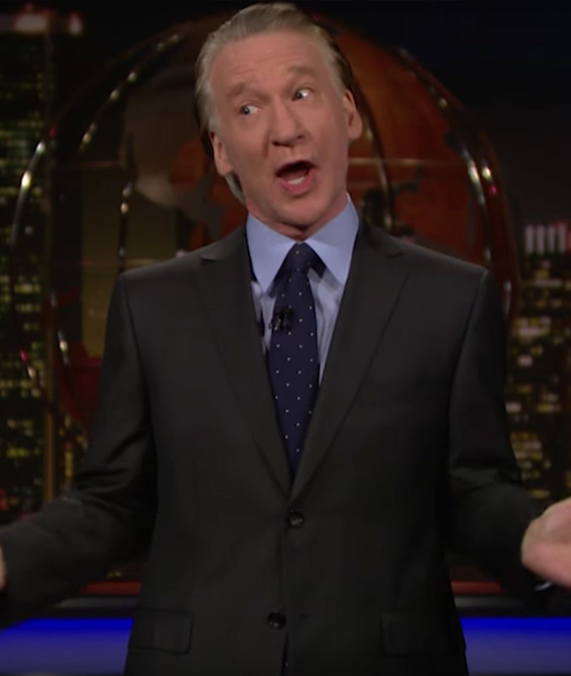 Here's Why Bill Maher Thinks Bill O'Reilly's Fox News Firing is 'Tragic' (Video)