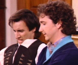 'Balki' and 'Cousin Larry' of 'Perfect Strangers' Reunite (Photos)