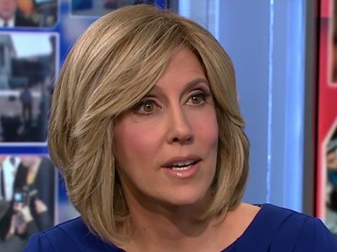 CNN's Alisyn Camerota Says Roger Ailes Sexually Harassed Her at Fox News (Video)