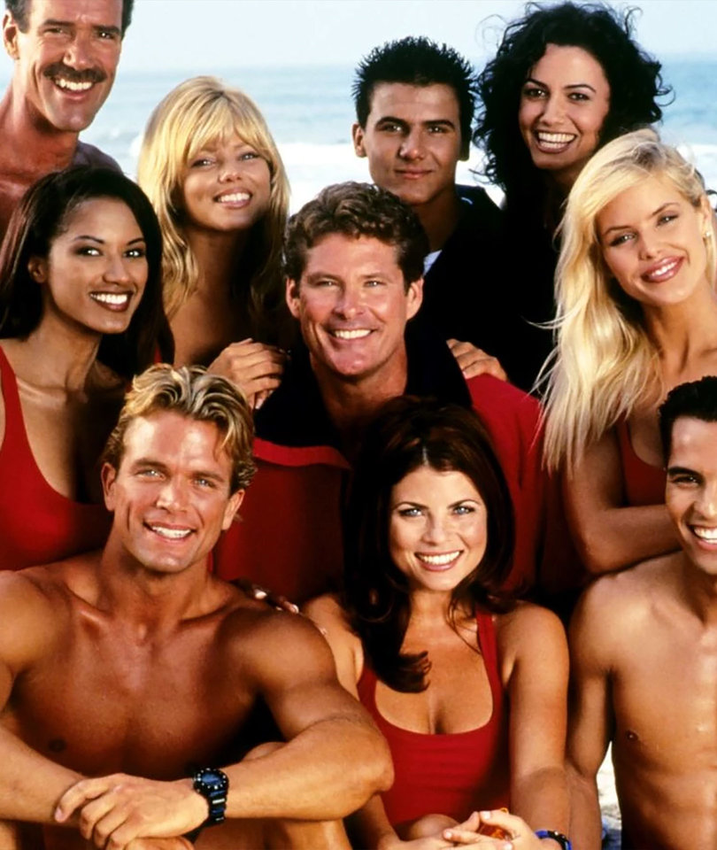 'Baywatch' Reunion: See Your Favorites 16 Years After the Show Ended (Photos)