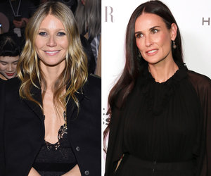 Gwyneth Paltrow and Demi Moore Hit West Hollywood: See Their Candid Selfie