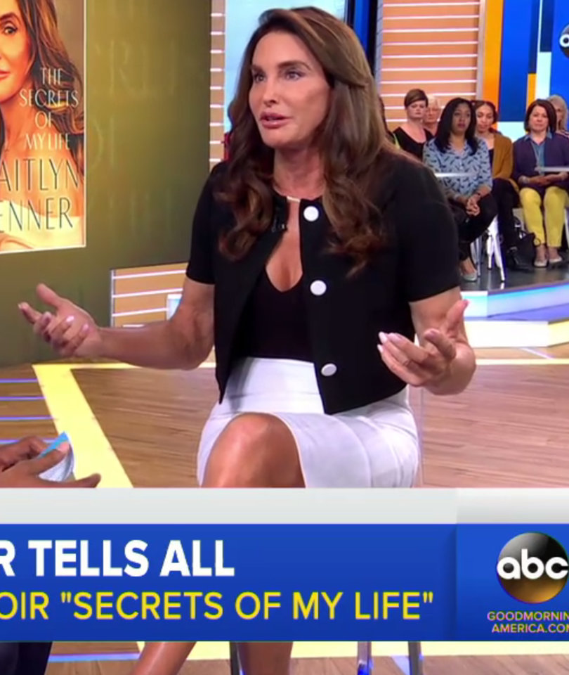 Jenner Says Her Book Is 'Extraordinarily Honest' Despite What Kris Might Think