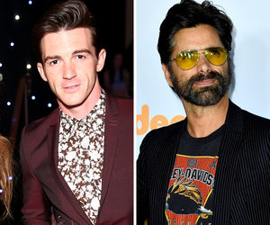 Drake Bell Joins John Stamos On Set on 'Fuller House' (Photo)