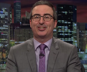 Why John Oliver Thinks Ivanka and Jared Kushner Are 'America's Will and Kate'