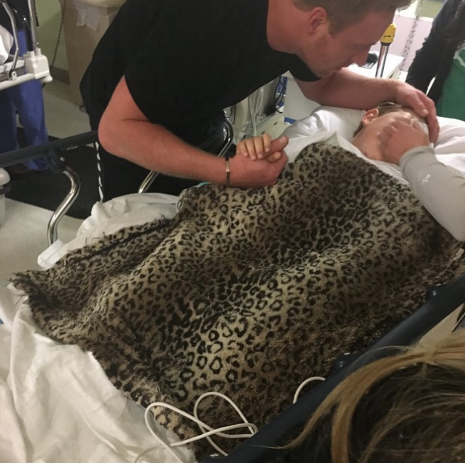 Kim Zolciak: Her 4-Year-Old Son Suffers Vicious Dog Attack